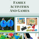 9 Outdoor Family Activities, outdoor family fun, outdoor kids games,