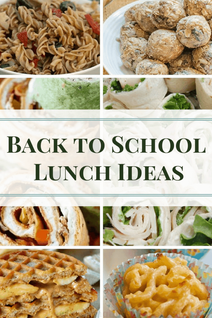 These back to school lunch ideas are quick and easy to make. They can also be packed rather well in lunch boxes too. Which one will your kids like the most?