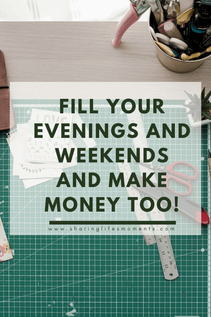 Become passionate about your hobbies during your evenings and weekends and make money too! These tips will get you started!