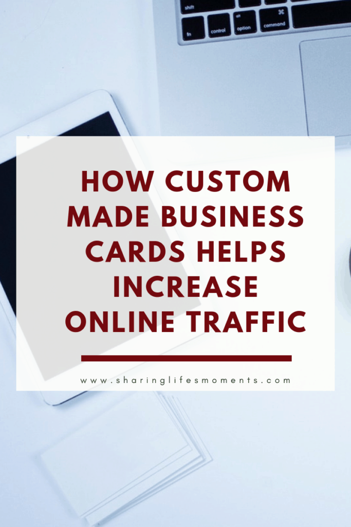 By giving out custom made business cards, my word of mouth referrals makes a significant impact on online traffic. Learn how and when to use them here.