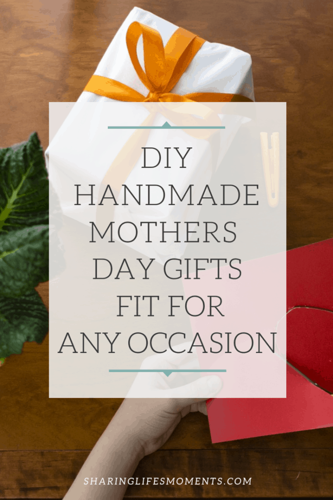 Handmade mothers day gifts are truly treasured by mothers all over the place. Here are some mothers day gifts to make this year.