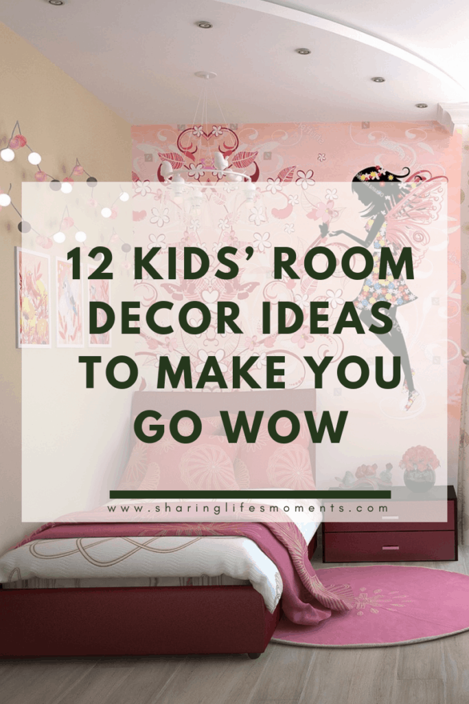 These twelve tips for your kids' room decor ideas will make them thrilled to hang out there. They'll appreciate you putting these tips in action.