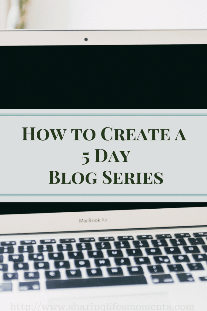 Find out how and why you should create a 5 Day Blog Mini-Series. This concept is far easier than you may realize.