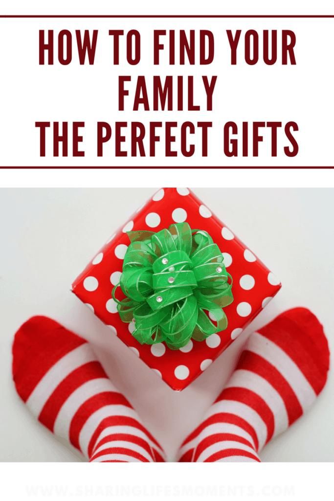 Find your family the perfect gifts for those on your list doesn't have to be overly complicated. Here are some suggestions to help.