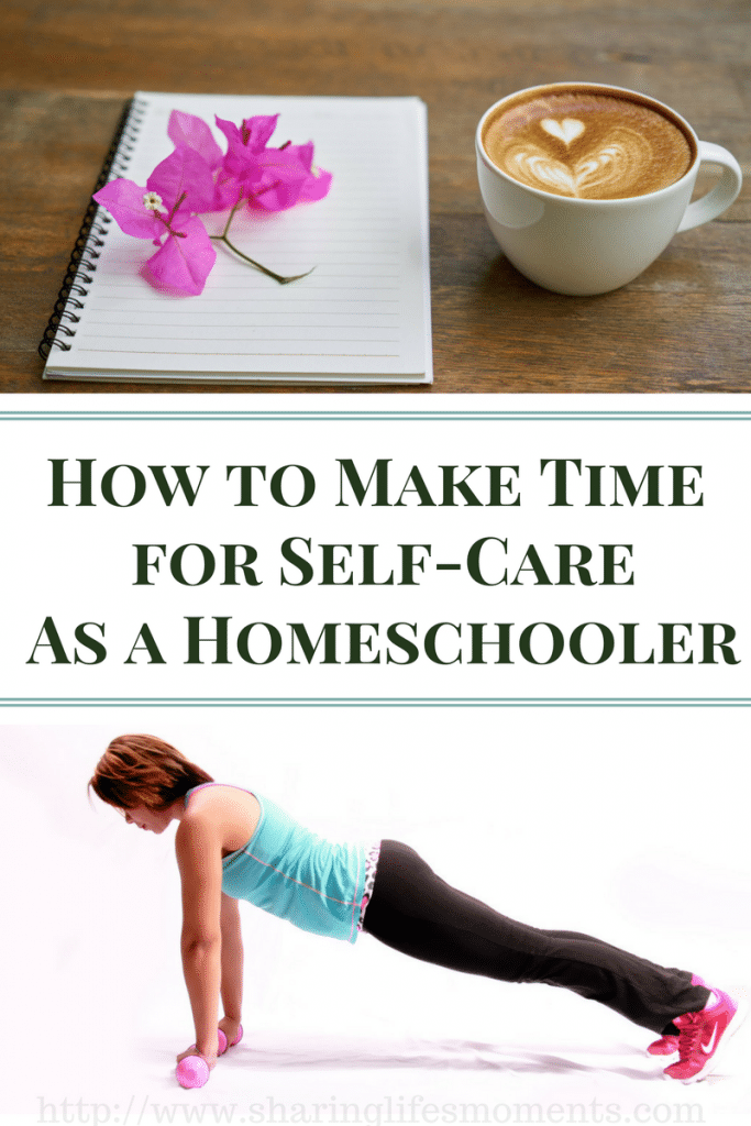 How to Make Time for Self-Care As a Homeschooler 2