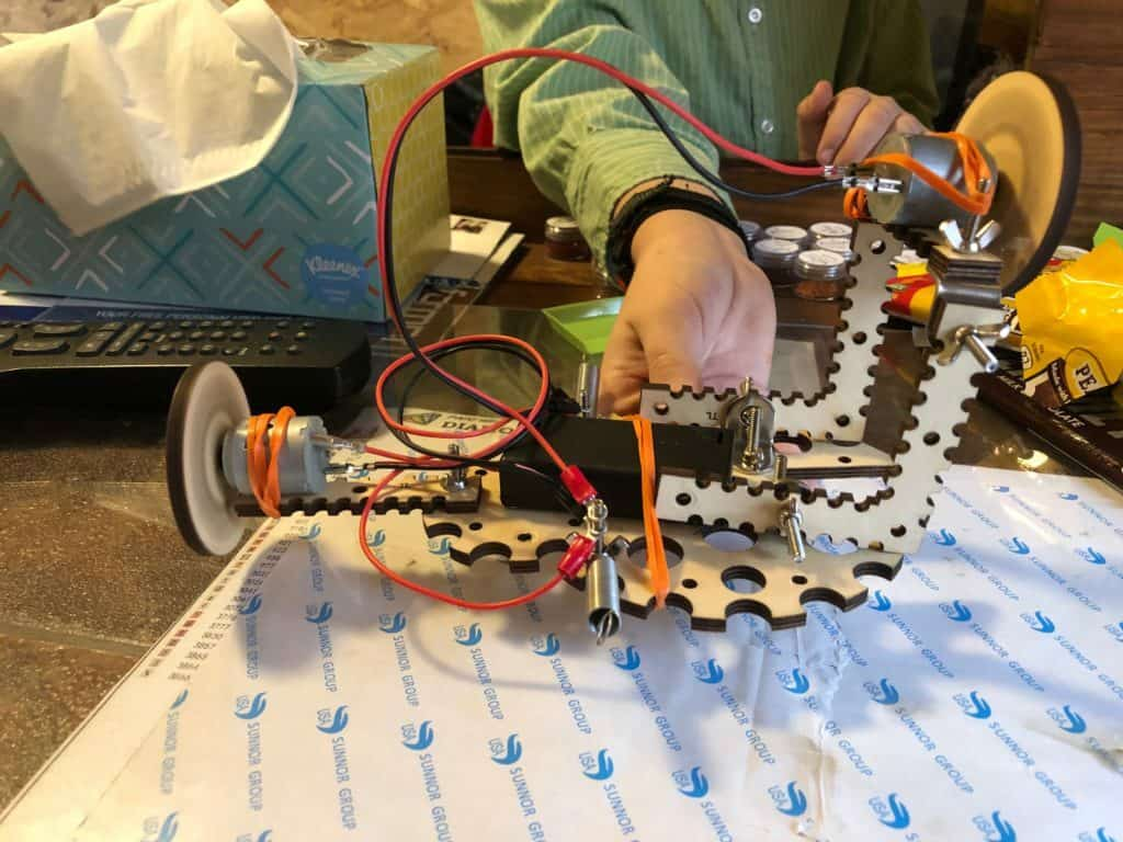 STEM learning is a vital thing for our young learners to have a strong handle on. This electric motors catalyst kit is worth using with your kids.