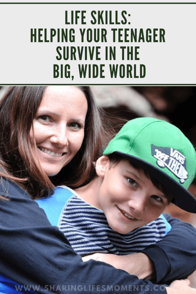 Life Skills: Helping Your Teenager Survive In The Big, Wide World 2