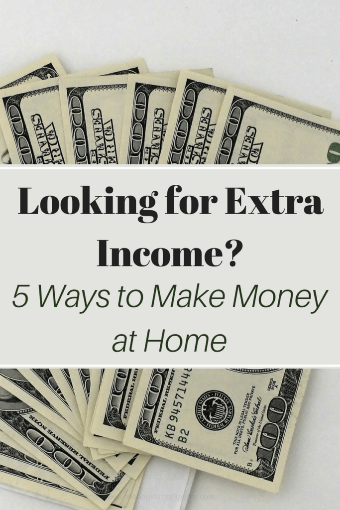 Here are some ways to help you make money from home. Don't miss out on having the freedom to be with your kids.