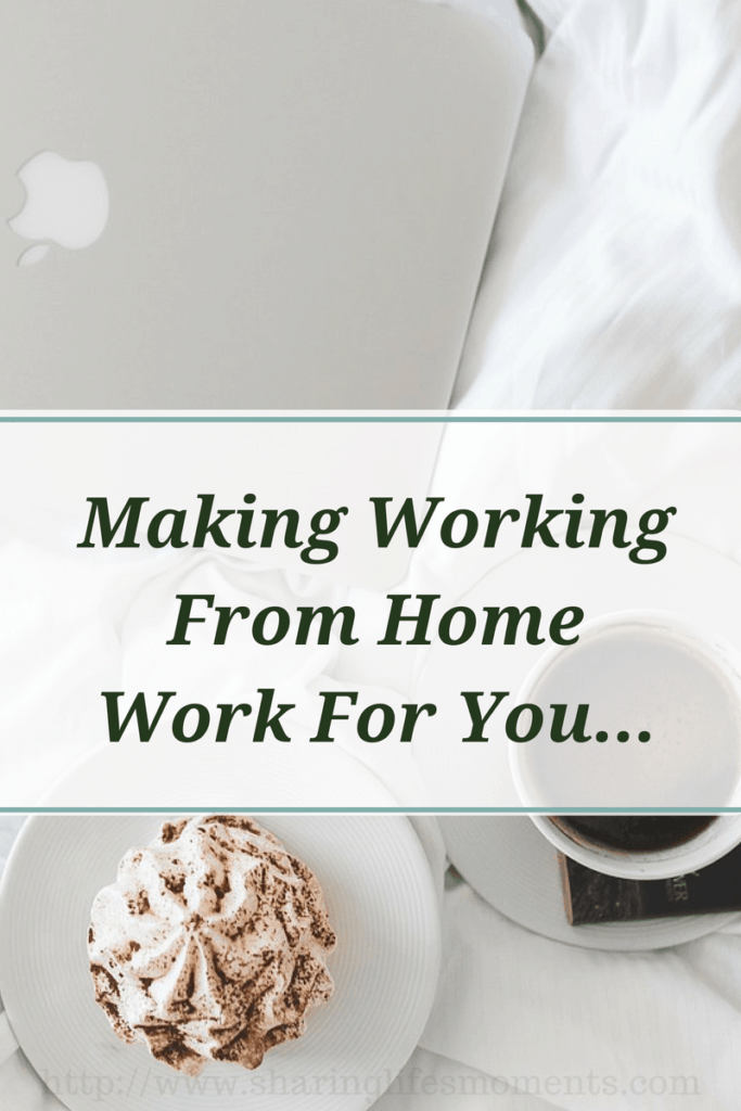 Working from home is a blessing and a curse. You need to know how to do it. Here are three ways how you can make working from home work for you.