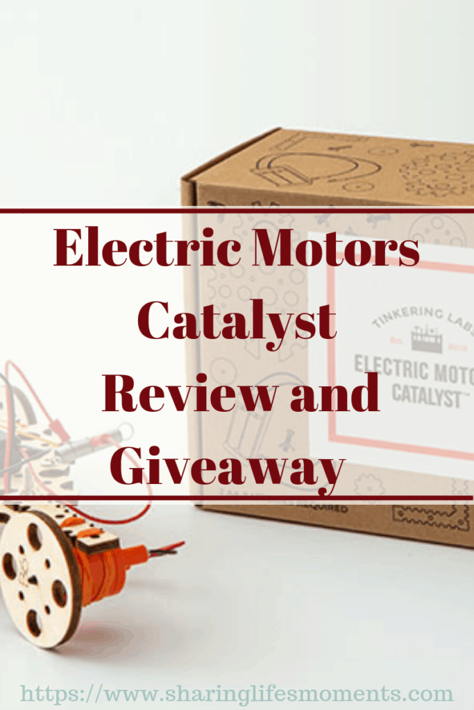 Electronics Motors Catalyst Kit Review and Giveaway 2