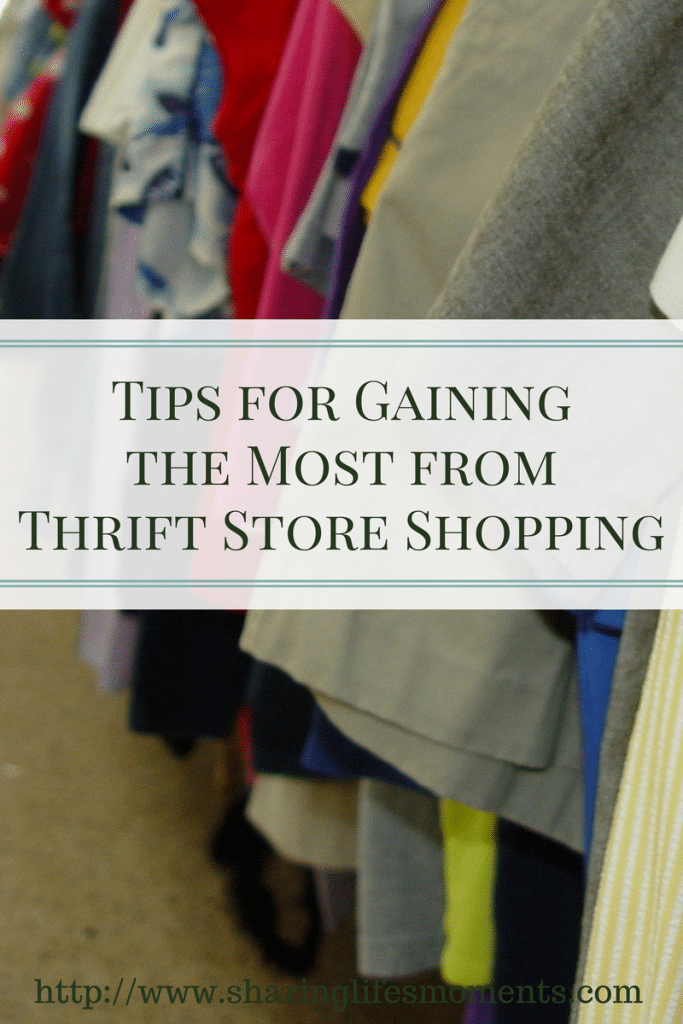 I have learned quite a few things about finding bargains to upgrade your home. Be sure to learn these tips for gaining the most from thrift store shopping.