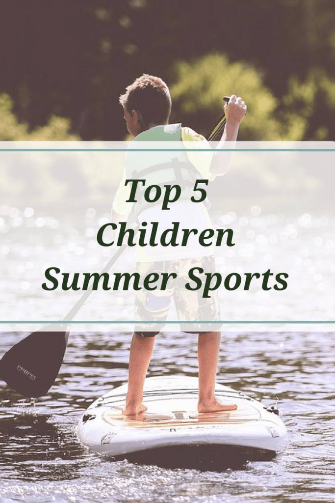 Top 5 Children Summer Sports 2