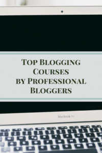 There are tons of blogging courses available all over the web. I've invested in MANY of them. These are my top blogging courses by professional bloggers! #bloggingtips #bloggerswanted #blogging ¯