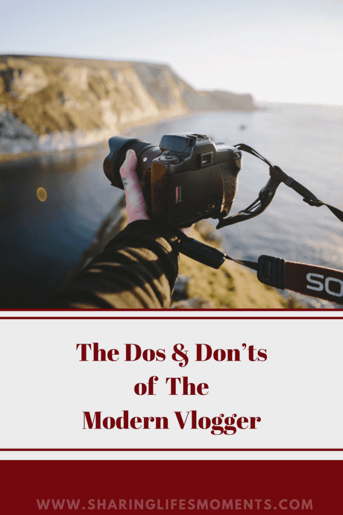 Users expect quite a lot more from the people they watch! This post will provide the dos and don'ts of modern vlogging, taking the work out of your hands.