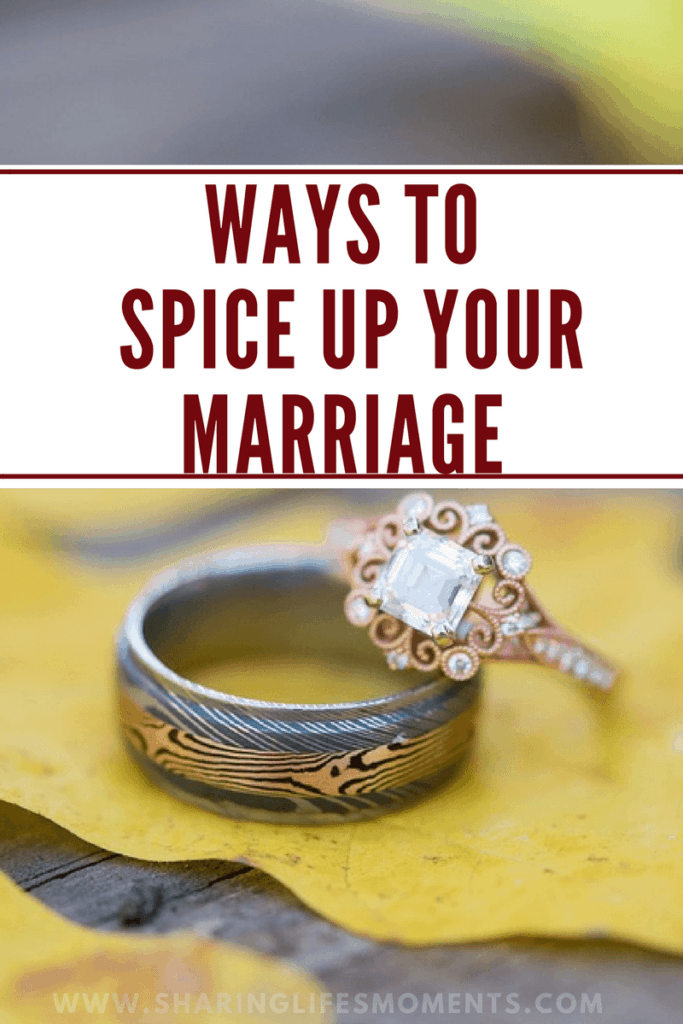 Keeping a marriage alive doesn't have to be complicated. Sometimes it's all about doing the little things to garnish the big results. Which of these things are you doing?