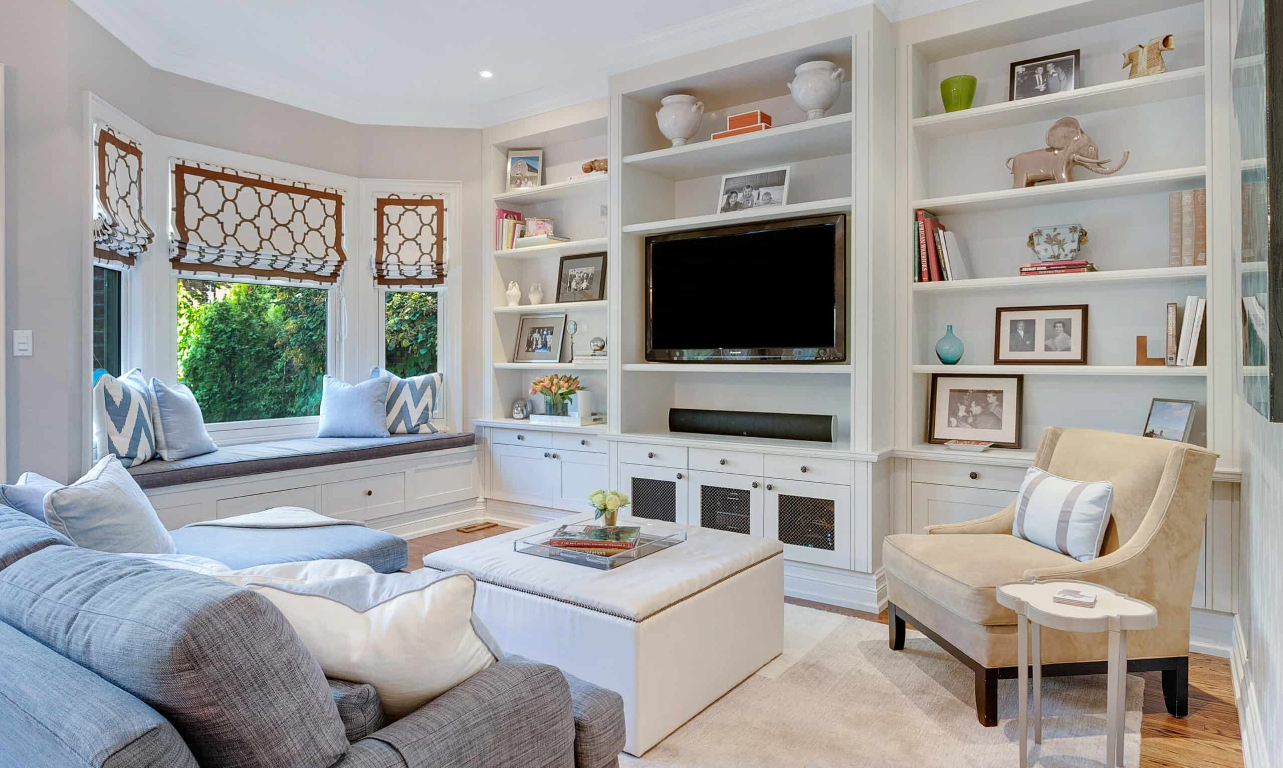 8 Easy Ways to Upgrade Your Living Room 2