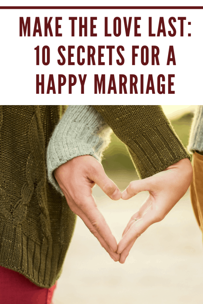 Throughout one's marriage, your love is put to the test. Make the love last with these 10 secrets fora happy marriage. Are you doing these?