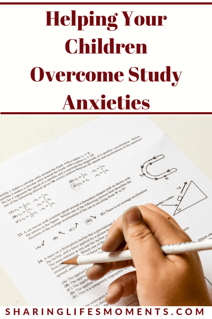 In our society today, our children are bombarded with many pressures. It's up to use to ensure we are helping our children overcome study anxieties. These tips will help you do that.