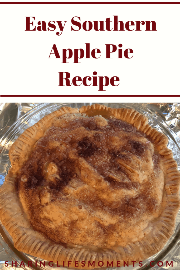 Making this easy southern apple pie recipe will make your family eager to dive into this favorite summer dessert. The apple pie filling recipe is what sends it to the next level.