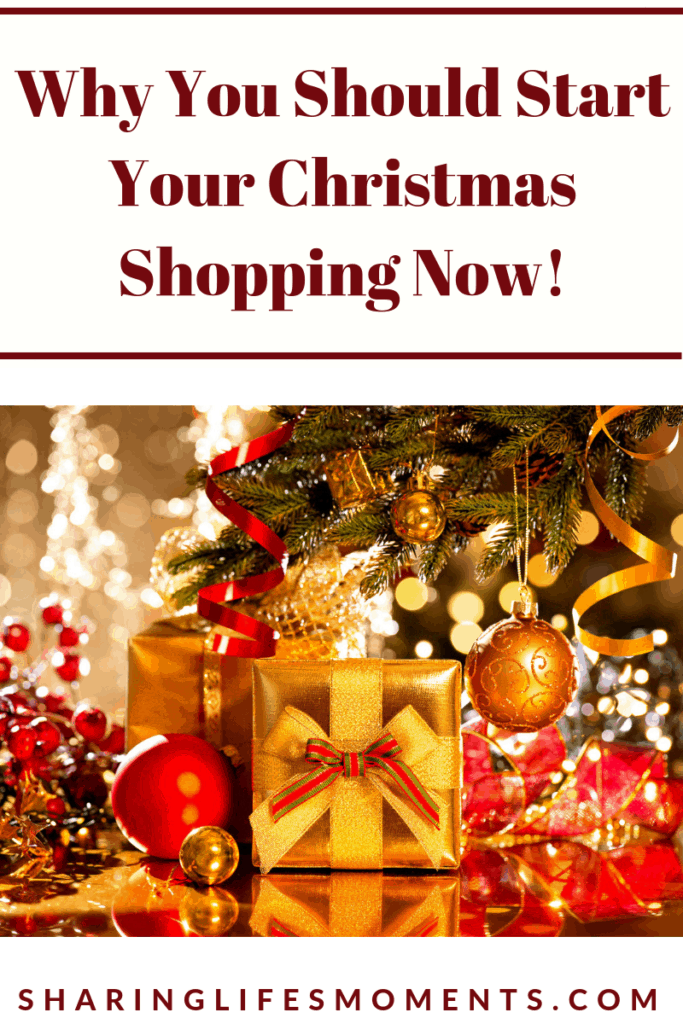 Now is the time to start doing your Christmas shopping in order to manage your financial funds better.You can take advantage of superb deals!