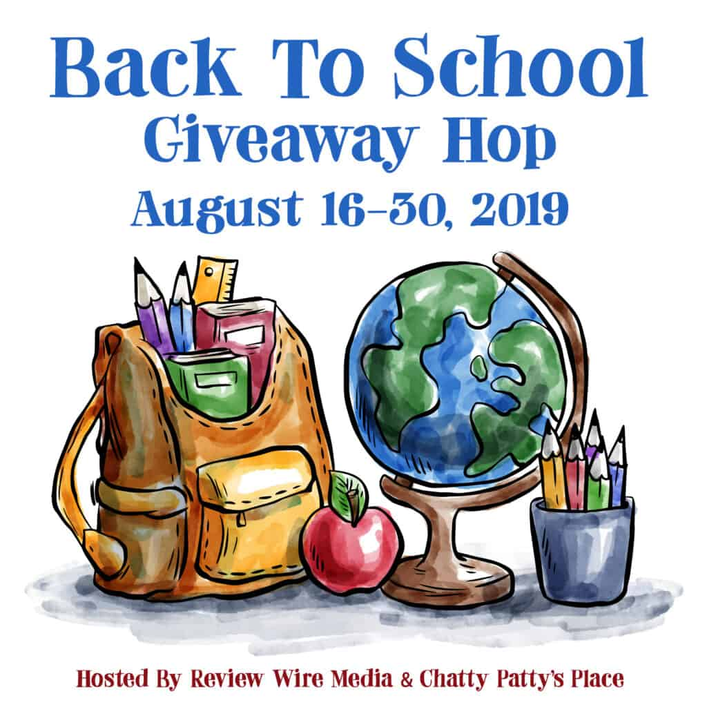 Enter to win amazing prizes in this Back to School Giveaway Hop. #giveawayhop #giveaway #win