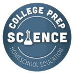 Take the worry out of teaching your child high school sciences by using College Prep Science. These homeschool science classes will make your life as a homeschool parent easier!