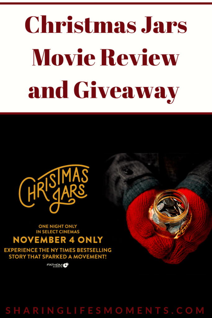 Enter to win the Christmas Jars amazing family-friendly movie in this giveaway. #ChristmasJarsL3 #giveaway