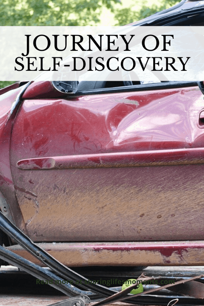 My journey to self-discovery has been quite a ride. There are several parts to it. What has your journey been like? #selfdiscovery #lifejourney #lifeimprovement