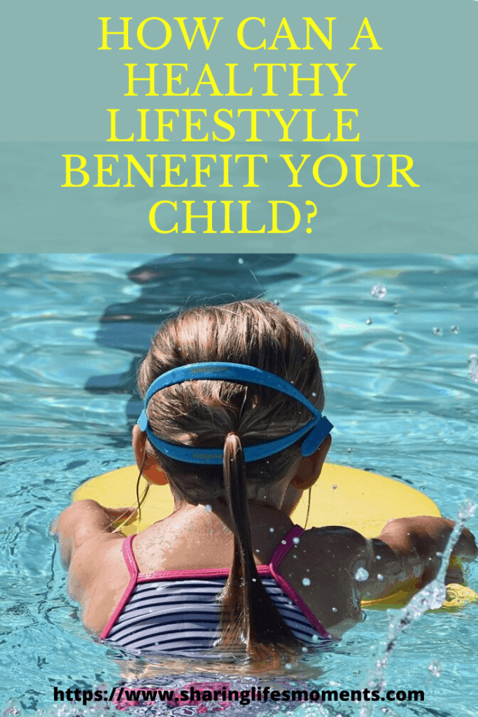 A healthy lifestyle can benefit a child in many ways. These three key things will help ensure they have a healthy lifestyle. #healthylifestyle #parentingtips #lifestyle