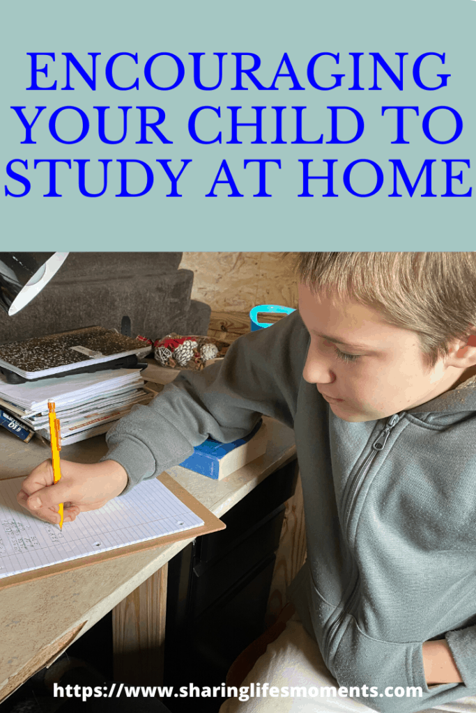 Help your child to study at home by putting these tips into place. You'd be amazed how much of a difference these things will make. #parenting #education #parentingtips