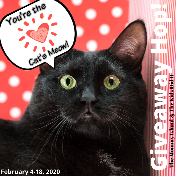 February Cat's Meow Giveaway Hop 1
