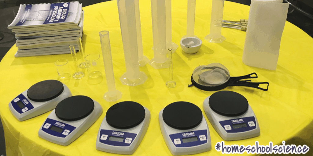 Introducing Greg Landry and College Prep Science! #AD His online science classes prepare homeschool students for college and life! #homeschoolscience