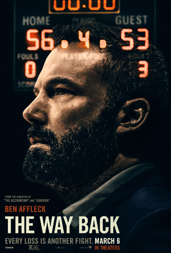 Learn more about The Way Back movie starring Ben Affleck here. Plus, enter to win two movie tickets to go see the movie yourself.