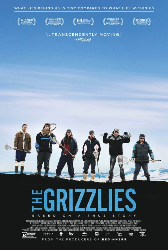 The Grizzlies Movie Ticket Giveaway 1
