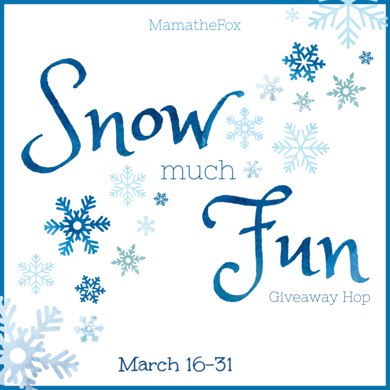 Snow Much Fun Giveaway Hop Enter to win many different prizes! #Giveaway #winning