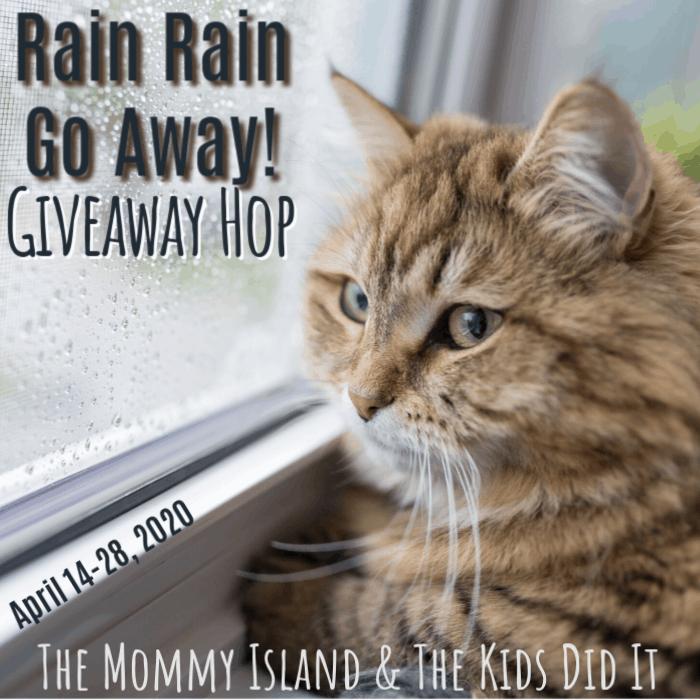 April Rain Rain Go Away Giveaway Hop 1