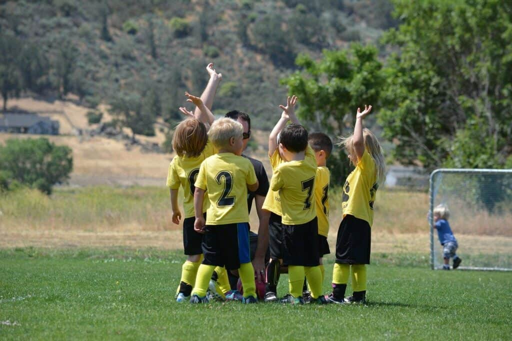 Should you consider having your child join a sports club? Here are some things to consider on the topic. What would you add?