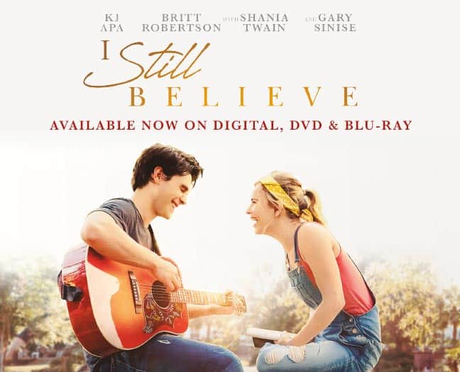 Learn more about the I Still Believe romantic true love story movie here. Also, enter to win to see it and get some movie swag. #giveaway #sharinglifesmoments #moviereview