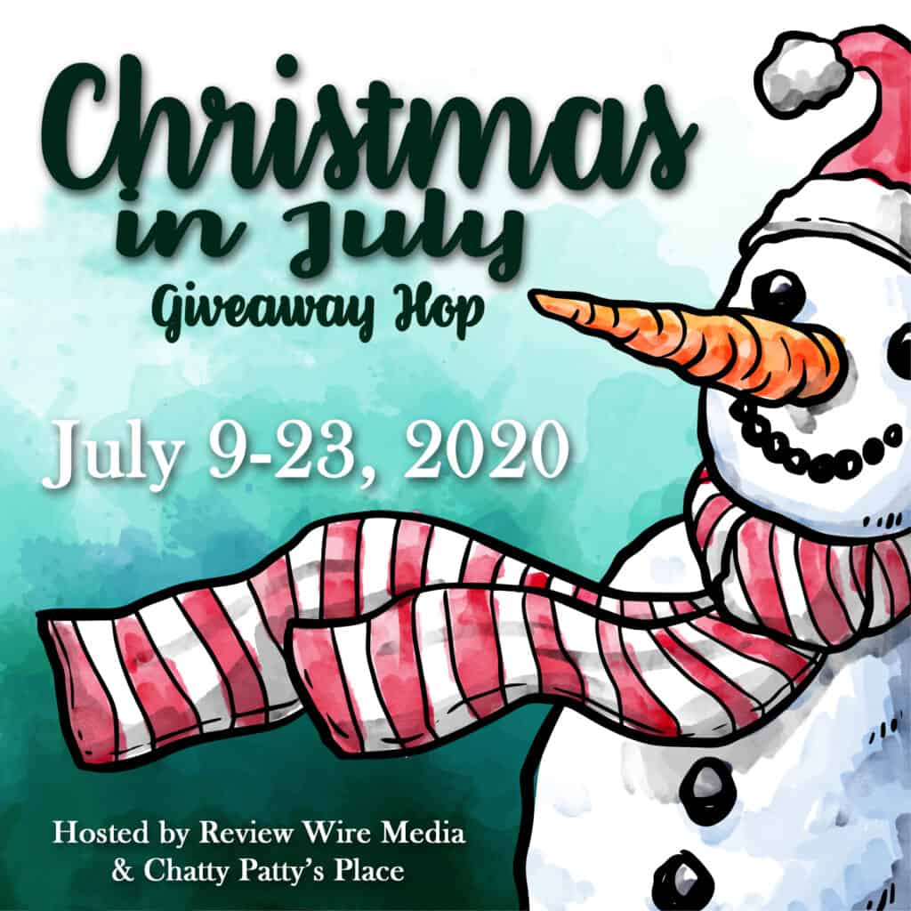 $40 Target Christmas in July Giveaway Hop 1