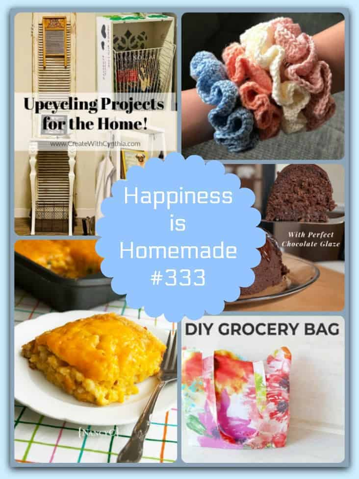 Meet a ton of wonderful bloggers sharing loads of information to help make your life better in the Happiness is Homemade Link Party. Be sure to come to add your blog links so we can get to know you too.#bloghops #blogging #blogginglife #happinessishomemade