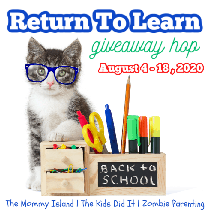 Enter to win many awesome prizes in this giveaway hop from myself and many other bloggers. Enter to #win a @Target #giftcard in this #giveaway. #giveawayhop #SummerGiveaways #BackToSchool