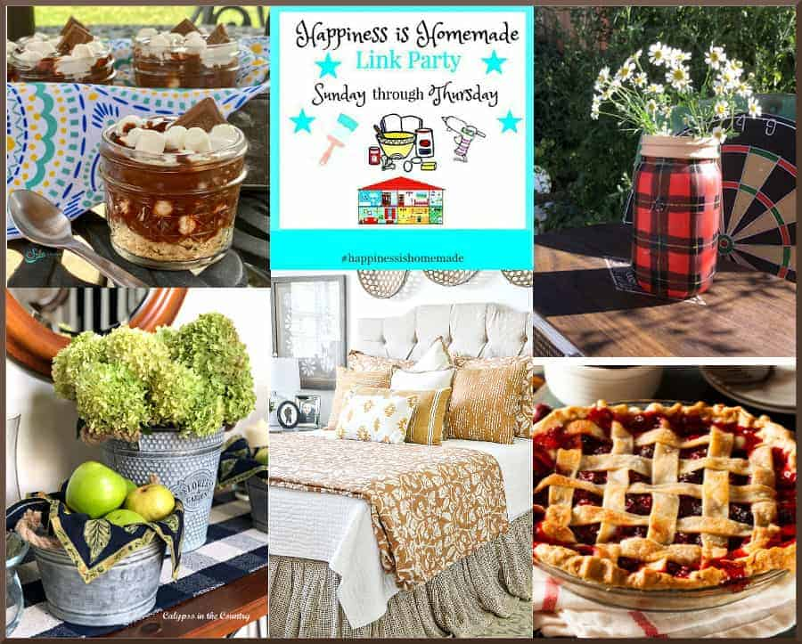 Meet a ton of wonderful bloggers helping to make your life better in the Happiness is Homemade Link Party. Be sure to come to add your blog links too. #bloghops #blogging #blogginglife #lifetips