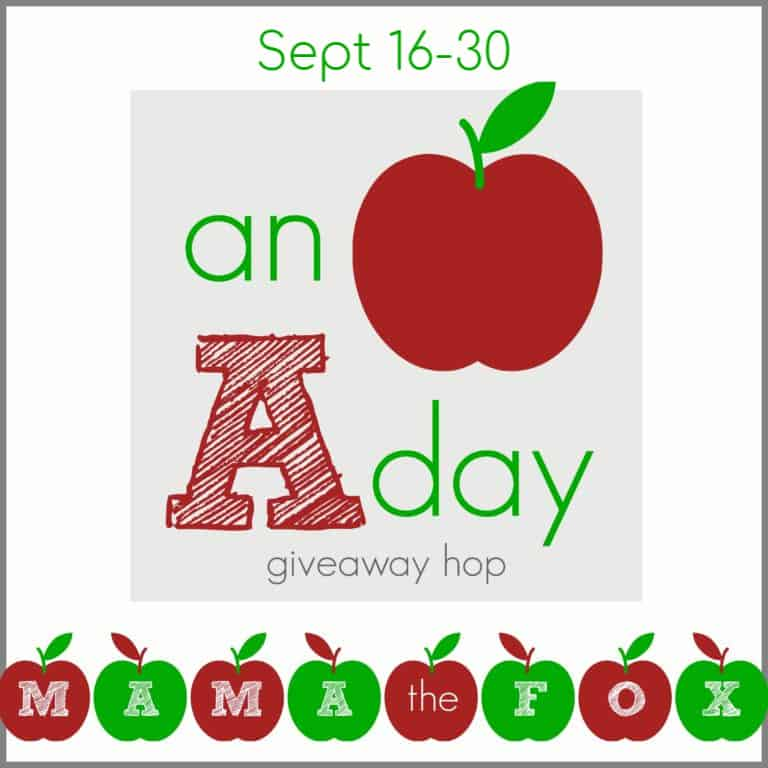 Enter to #win a @Amazon #giftcard in this An Apple A Day #giveawayhop. #giveaway #sharinglifesmoments