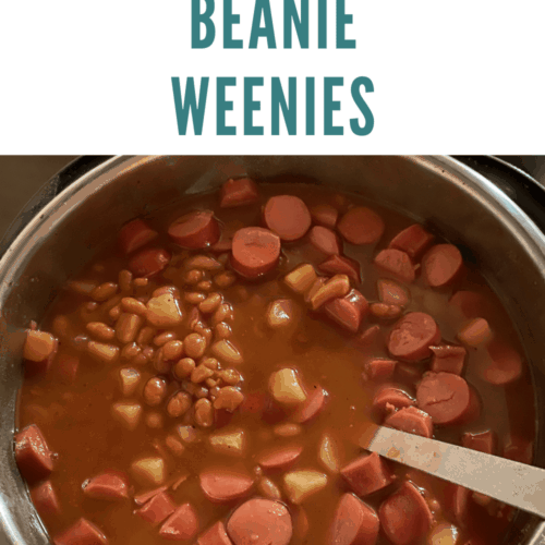 This Quick Cooker Beanie Weenies recipe will be a big hit with the family. Make delicious beanie weenies in half the time. #food #foodie #foodlover #foodoftheday #yum #buzzfeast #spoonfeed #eatingfortheinsta #recipe #sharinglifesmoments