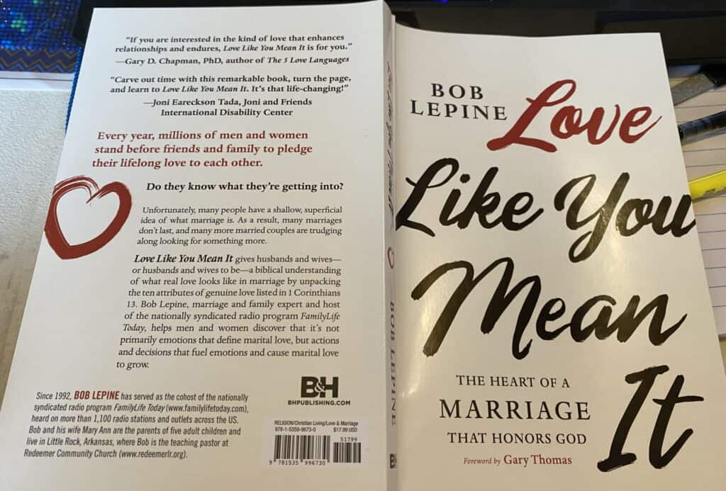 Love Like You Mean It Book Review 2