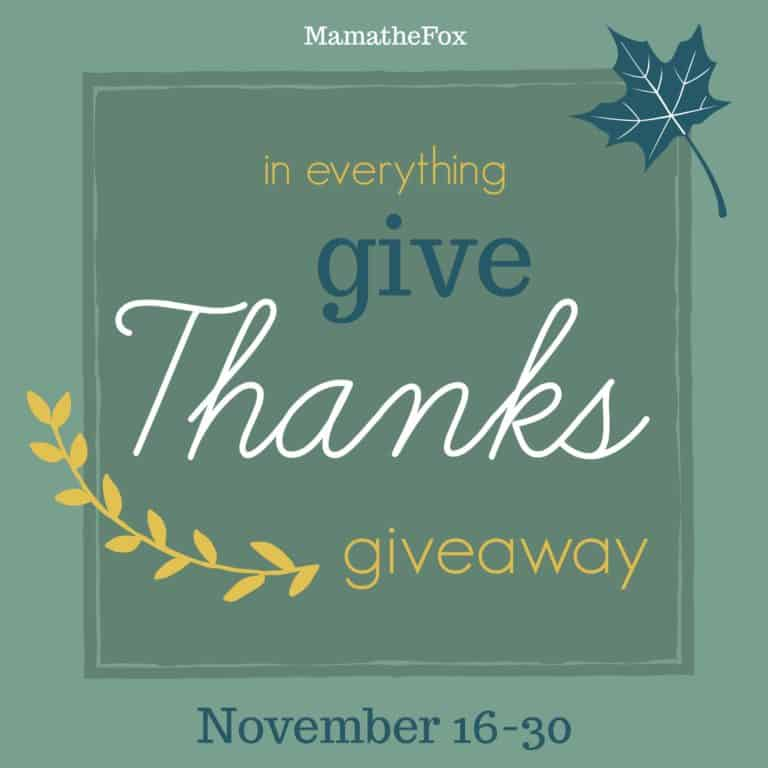 Enter to #win a @Target #giftcard in this In Everything Give Thanks Giveaway Hop #giveawayhop. #giveaway #sharinglifesmoments
